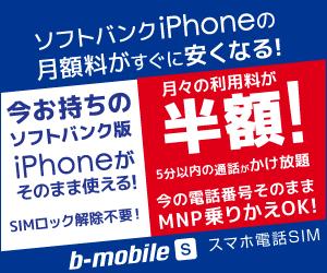 『b-mobile オンラインショップ(b-Market) 』