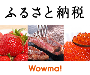 『Wowma!ふるさと納税』